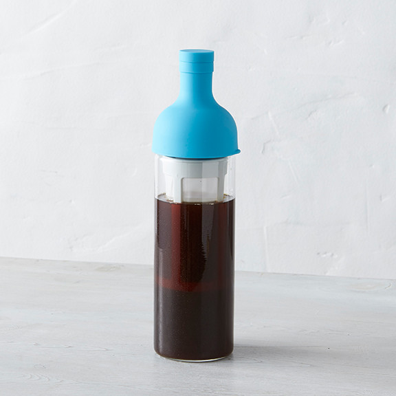 hario cold brew bottle blue bottle