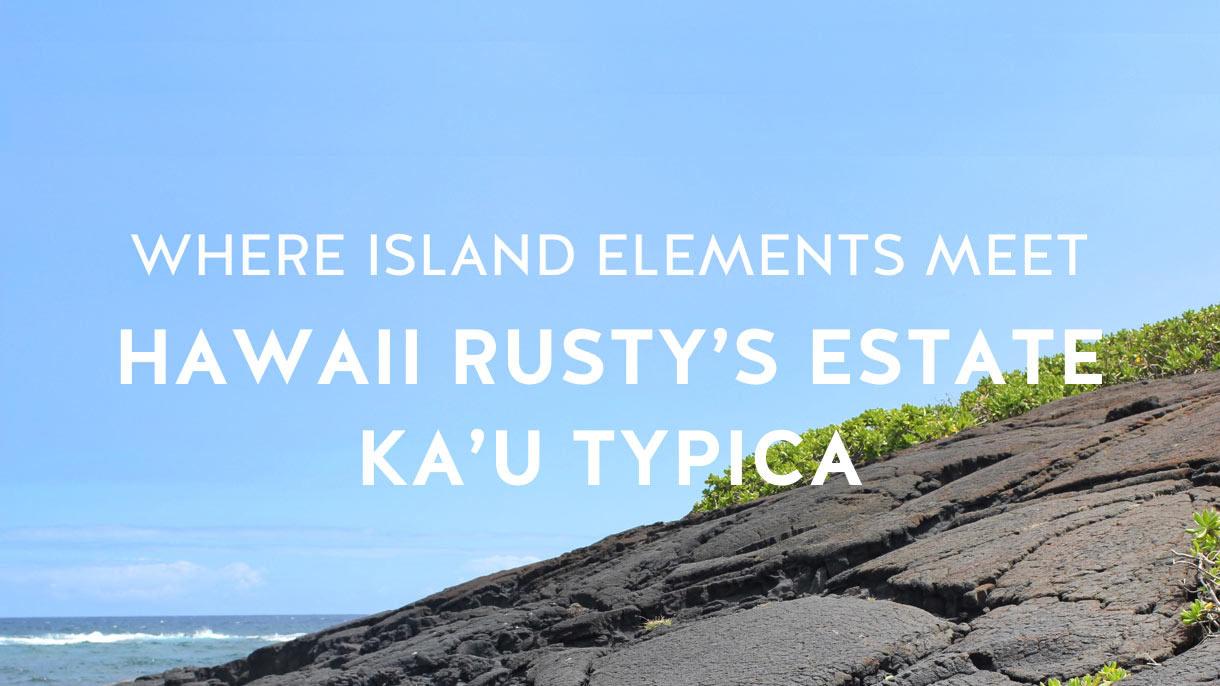 Rusty's hawaiian