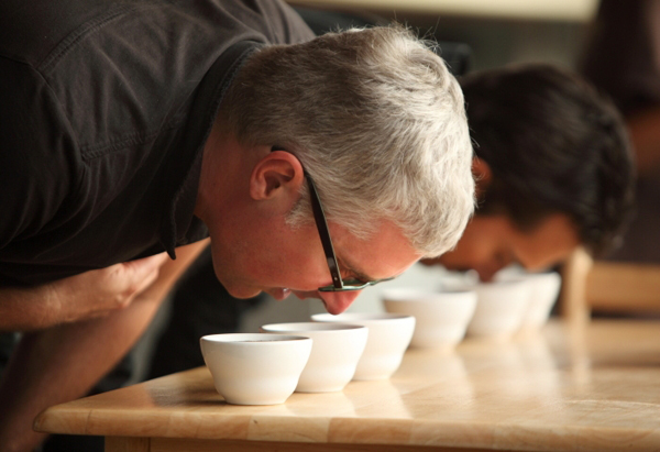 James cupping