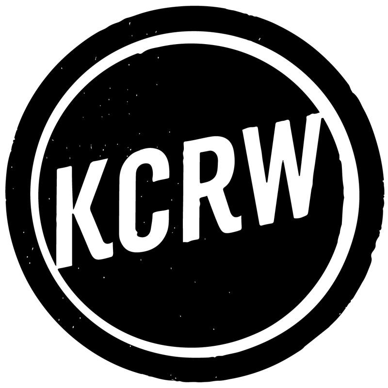 Kcrw logo whitebg