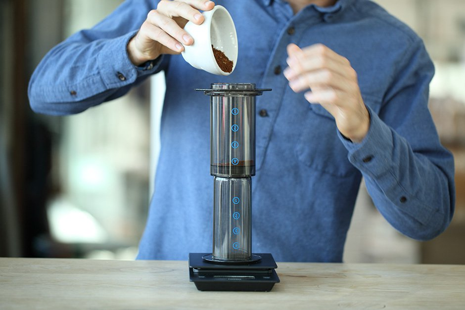 AeroPress Brewing Guide - How to Make AeroPress Coffee